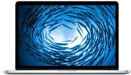 Knapp 10% auf MacBook Pro 15.4 Zoll 16GB RAM 256GB SSD Mid 2014 bei anobo.de für 1816,24 EUR