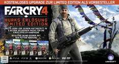 [Uplay] Far Cry 4 - Gold Edition (-20%)