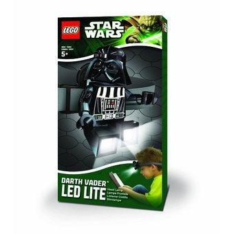 Must Have (Achtung: Ironie): Darth Vader Stirnlampe LEGO Star Wars 9,36€ [Prime]