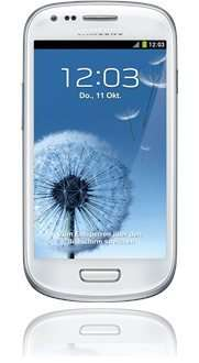 Samsung Galaxy S3 Mini i8200 @ Base.de