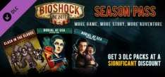 [Steam] BioShock Infinite - Season Pass für 4,90€