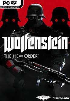 Gamesplanet – Wolfenstein: The New Order [Steam] / Inkl. Doom Beta Access
