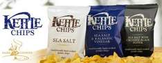 [HIT/NETTO MIT SCOTTI] Kettle's Chips versch. Sorten 150g für 0,89€/0,99€ max.10 Packungen (Angebot + Coupies)