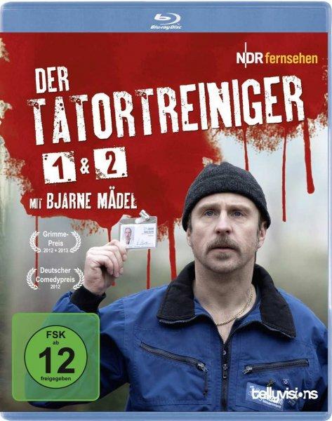 [Amazon Prime] Der Tatortreiniger 1+2 (Blu-ray) für 11,97€