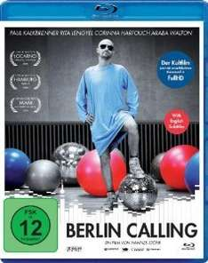 [Amazon Prime] Berlin Calling [Blu-ray] für 13,97€