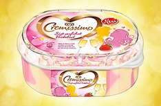 [EDEKA - Lokal] Langnese Cremissimo Eis, 1000 ml, verschiedene Sorten, für 1,88,-