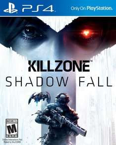 Kilzone Shadown Fall Playstation 4 Game