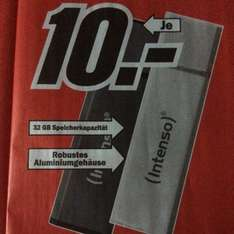 Intenso Alu Line - 32 GB USB Stick