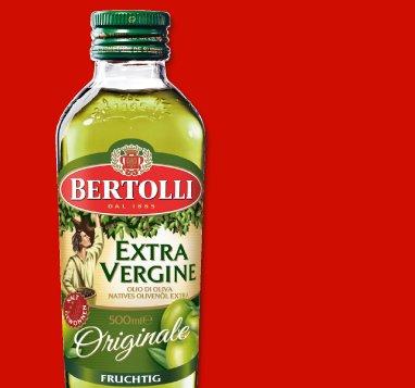 Bertolli Olivenöl 500ml für 2,88 € @ Penny (ab Freitag 8.8.)