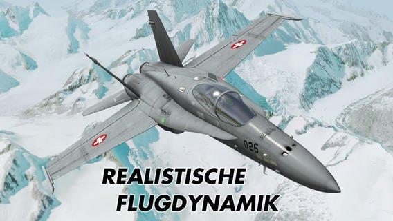 aerofly FS - Flug Simulator (iOS) Kostenlos