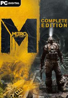 [Steam] Metro: Last Light Complete Edition 4,99€ @ Gamesplanet