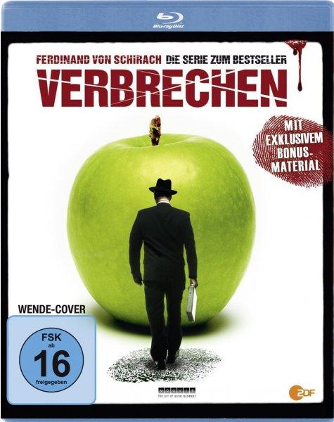 [amazon.de] Verbrechen - Ferdinand von Schirach - Die Serie zum Bestseller [2 BDs] [Blu-ray] (PRIME)