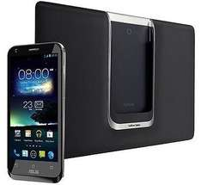 Asus Padfone 2 - Smartphone 1.5 GHz 2GB RAM 32GB + 25.7 cm Tablet Schwarz