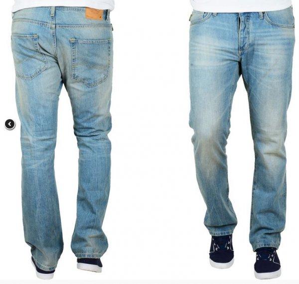 Jack & Jones Clark Original Regular Fit Jeans Blau @HOODBOYZ (ab 50 € noch 20% möglich)