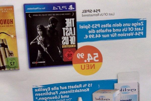 The Last Of Us (Müller) PS4 gegen Vorlage der PS3 Version (OFFLINE)