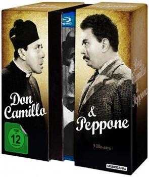 [Blu-ray] Don Camillo & Peppone Edition u. weitere Boxen/Filme @ Alphamovies