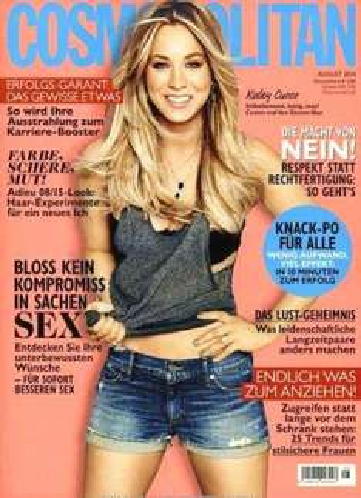 """2 Jahre """"Cosmopolitan"""" für effektiv 7€ / 12€"""