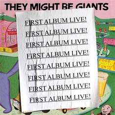 Kostenlos/Gratis MP3s: They Might Be Giants - First Album Live @ noisetrade.com