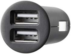 Belkin 2-Port  USB Car Micro Charger (F8Z899CW) für 7,80 € @Returbo