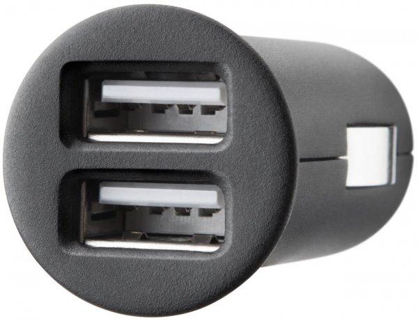Belkin 2-Port  USB Car Micro Charger (F8Z899CW) für 7,80 € @Returbo