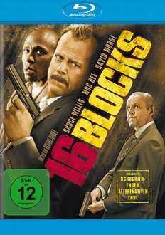 16 Blocks [Blu-ray] für 4,99€ @Saturn