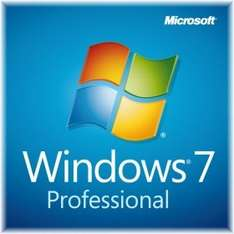 Windows 7 32/64 Bit Professional Key für 19.99 Euro