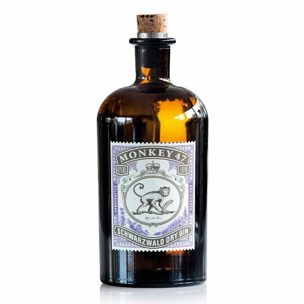 Monkey 47 (18,95) und The Duke Munich Gin (13,95) weit unter Idealo