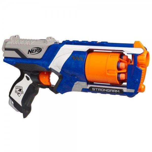 Amazon Prime: Hasbro Nerf N-Strike Elite Strongarm für 11,00 Euro