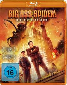 [Amazon Prime] Big Ass Spider [BD]