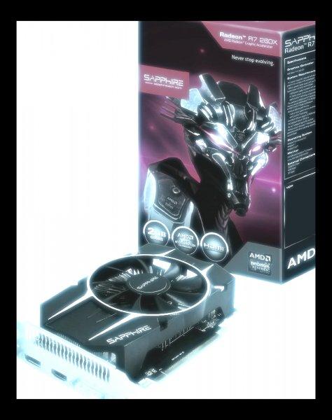 Sapphire AMD Radeon™ R7 260X 2 GB für 100,00€ inkl. VSK @conrad
