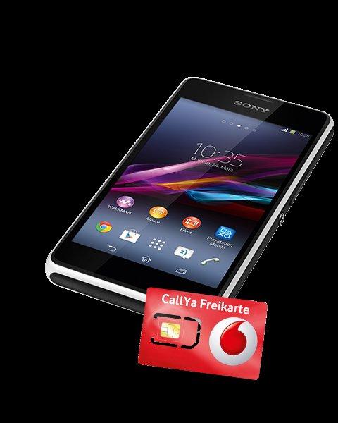 Sony Xperia E1 mit CallYa 77€