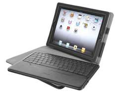 "Trust™ - iPad Hülle ""Executive Folio Stand"" (inkl. Bluetooth Tastatur) für €19,99 [@Redcoon.de]"