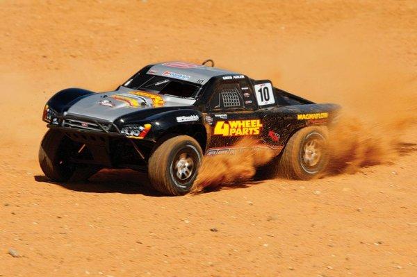 Traxxas Truggy Slayer Pro 1:10 RC Modellauto Nitro Truggy 4WD RtR 2.4 GHz - 290€