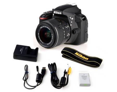 Nikon D3300 Kit 18-55 VR II black EU für 429,00 € @ MeinPaket