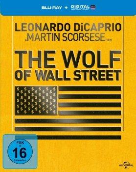 [Blu-ray] The Wolf of Wall Street Steelbook (ab 14,99€), Serien u.v.m. @ Alphamovies