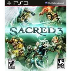 Sacred 3: First Edition (PS3/X360) für 22,35€ @Play Asia