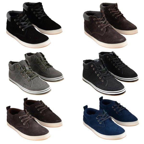 [ebay WOW] Sucker Grand Herren Sneaker low und High cut (Echtleder) für 21,90 Euro