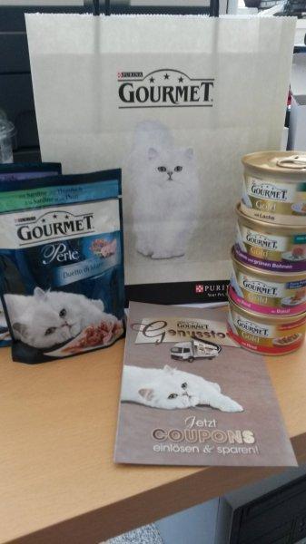 Purina Gourmet Genusstour (Probierpackungen für eure Samtpfoten)
