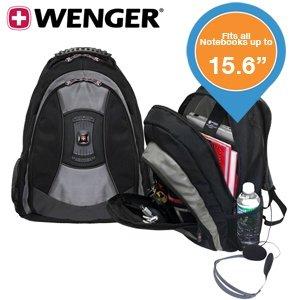 [iBOOD] Wenger Teton Laptop Rucksack bis 15,6Zoll für 25,90€