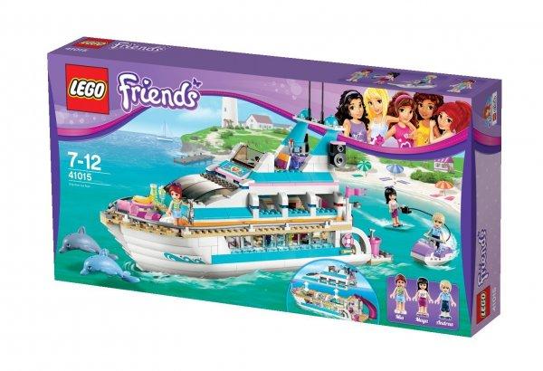 LEGO Friends Yacht 41015 - 11% unter Idealo