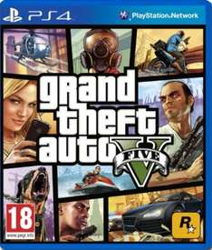 Grand Theft Auto V für PS4 & XBOX ONE