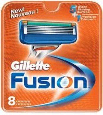 8 x Guilette Fusion Klingen [GROUPON]