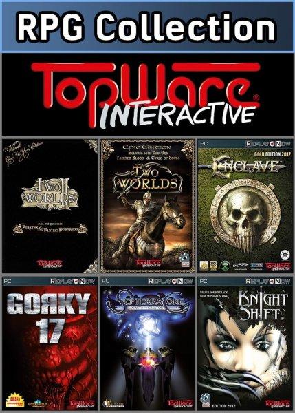 TopWare RPG Collection [Steam] für 4.48€ @Amazon.com