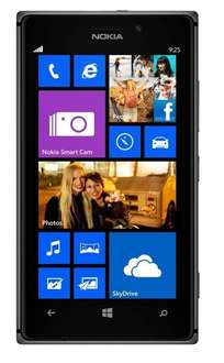 Nokia Lumia 925 16GB Schwarz für 238,66€ @Amazon.co.uk