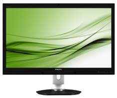 "Phi­lips 272P4QPJKEB, (27""), LED, PLS-Panel, WQHD, Pivot, Webcam für 432,13€ @Amazon.it"