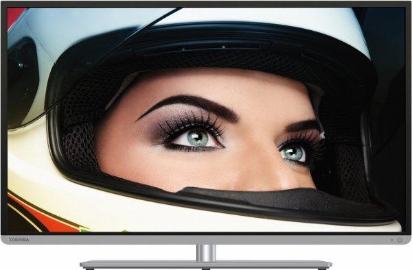 Toshiba 40L5441DG für 419€ - 40 Zoll FullHD mit aktivem 3D, integriertem WLAN, Smart TV und Triple Tuner