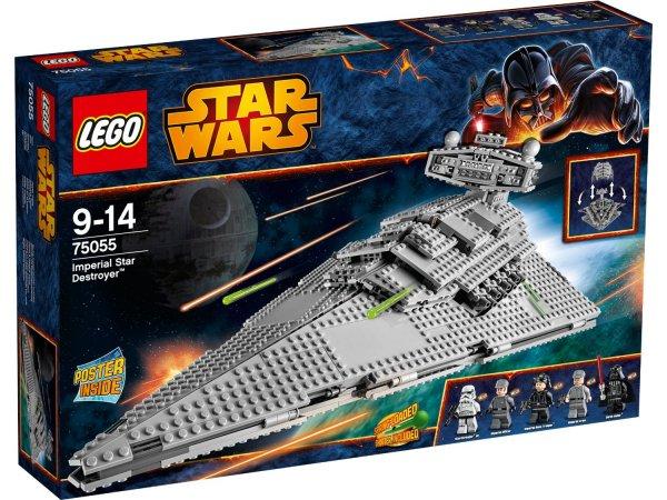 @Amazon: Lego Star Wars 75055 - Imperial Star Destroyer für 95,99€