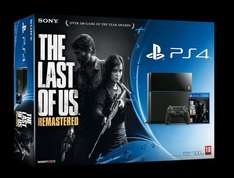 [Lokal Pirmasens] PS4 + The Last of Us Remastered