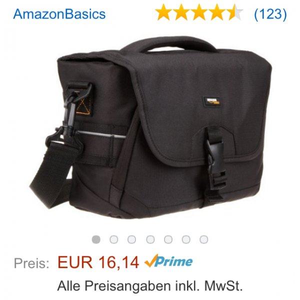 Amazon Basic kameratassche
