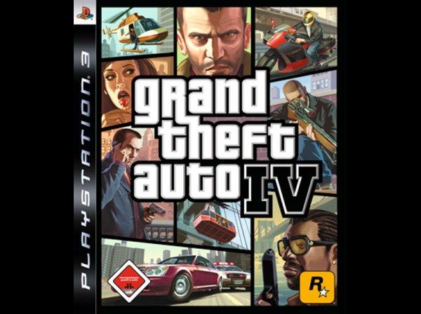 GTA IV für PS3 für 5€ bei Abholung im MEDIA Markt